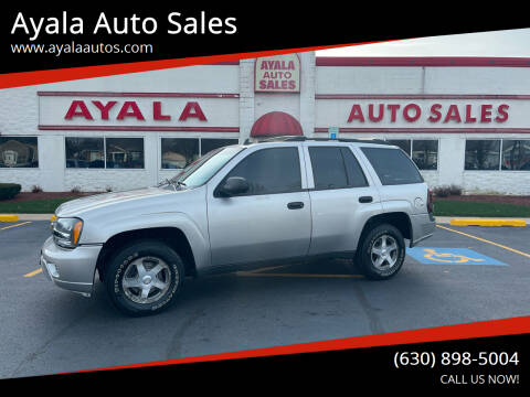 2006 Chevrolet TrailBlazer for sale at Ayala Auto Sales in Aurora IL