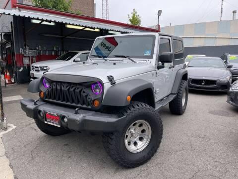 2007 Jeep Wrangler for sale at Newark Auto Sports Co. in Newark NJ