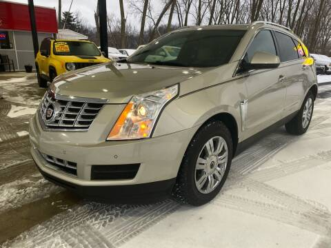 2014 Cadillac SRX for sale at GABBY'S AUTO SALES in Valparaiso IN