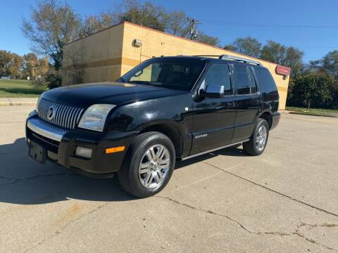 2007 Mercury Mountaineer for sale at Xtreme Auto Mart LLC in Kansas City MO