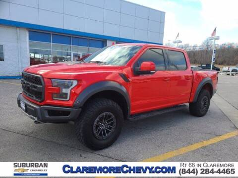 2019 Ford F-150 for sale at Suburban Chevrolet in Claremore OK