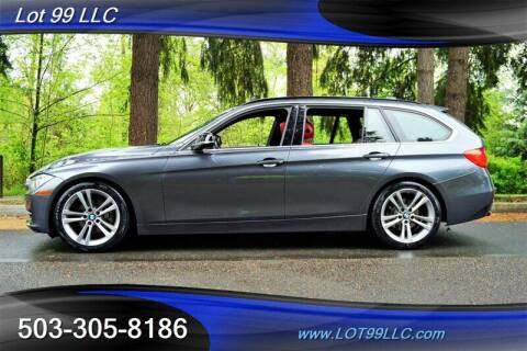 2015 BMW 3 Series for sale at LOT 99 LLC in Milwaukie OR