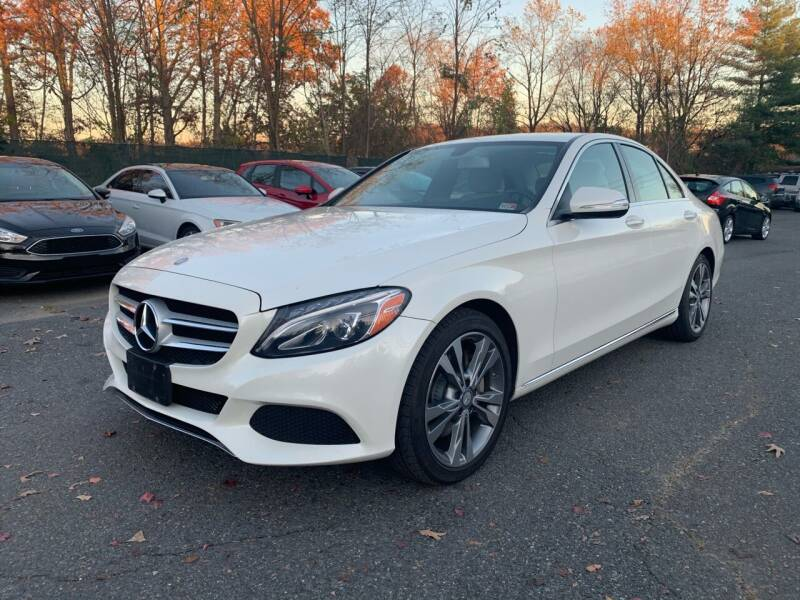 2015 Mercedes-Benz C-Class for sale at Dream Auto Group in Dumfries VA