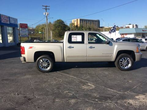 2007 Chevrolet Silverado 1500 for sale at Brian Jones Motorsports Inc in Danville VA