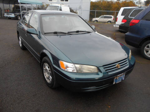 1997 Toyota Camry for sale at Family Auto Network in Portland OR