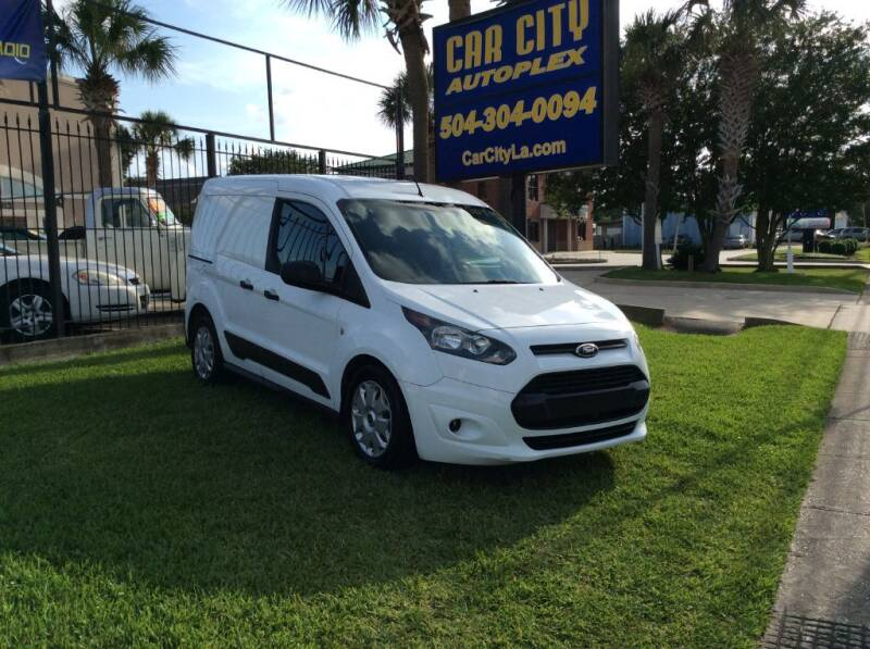 2015 Ford Transit Connect Cargo for sale at Car City Autoplex in Metairie LA