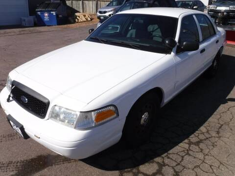 2010 Ford Crown Victoria for sale at J & K Auto - J and K in Saint Bonifacius MN