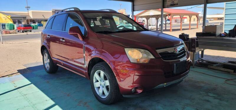 2008 Saturn Vue for sale at QUALITY MOTOR COMPANY in Portales NM