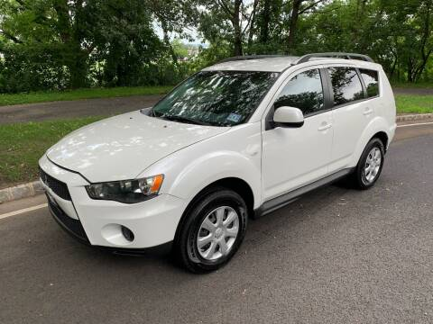 2012 Mitsubishi Outlander for sale at Crazy Cars Auto Sale in Jersey City NJ
