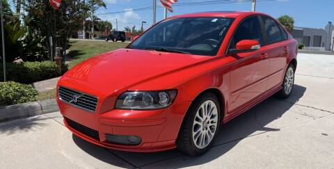 2007 Volvo S40 for sale at AUTOSPORT MOTORS in Lake Park FL