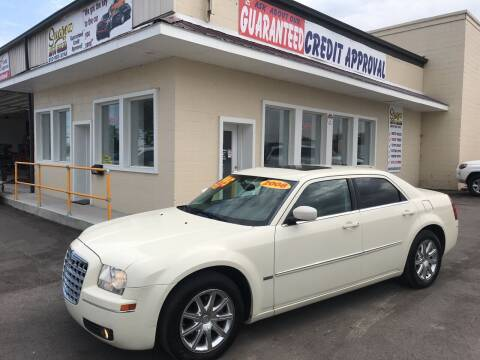 2008 Chrysler 300 for sale at Suarez Auto Sales in Port Huron MI