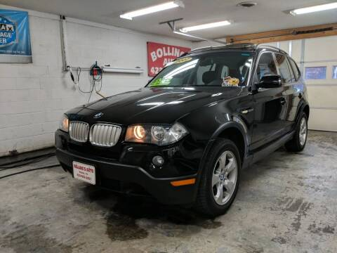 2007 BMW X3 for sale at BOLLING'S AUTO in Bristol TN