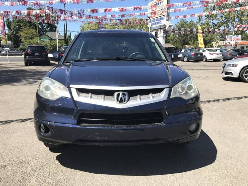 2008 Acura RDX for sale at EXPRESS CREDIT MOTORS in San Jose CA