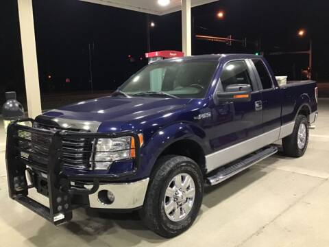 2010 Ford F-150 for sale at Bam Motors in Dallas Center IA