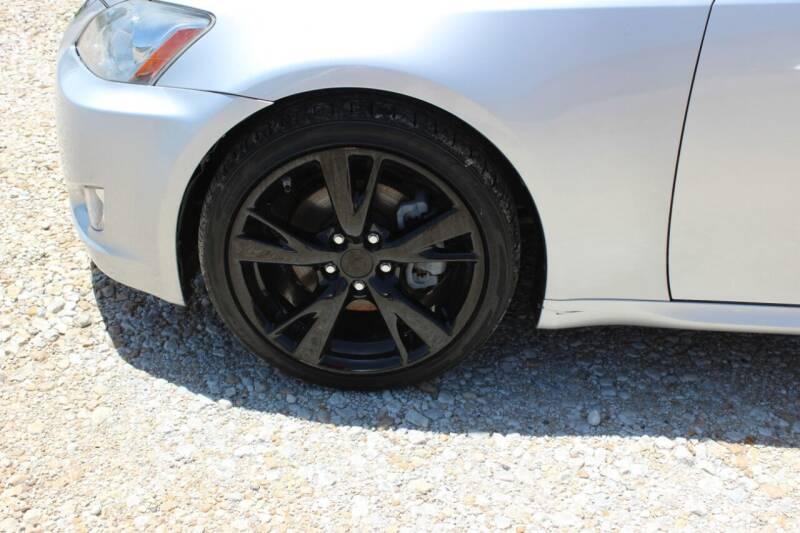 2009 Lexus IS 250 4dr Sedan 6M - Gainesville TX