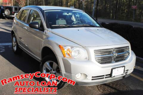 2012 Dodge Caliber for sale at Ramsey Corp. in West Milford NJ