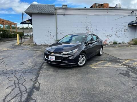 2017 Chevrolet Cruze for sale at Santa Motors Inc in Rochester NY