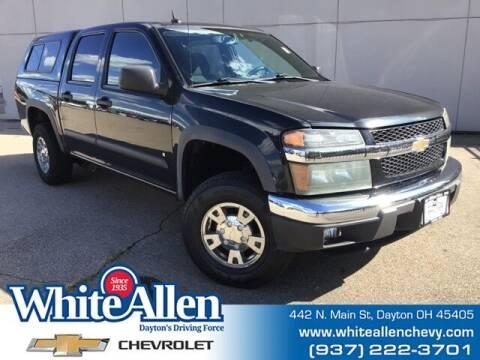 2008 Chevrolet Colorado for sale at WHITE-ALLEN CHEVROLET in Dayton OH