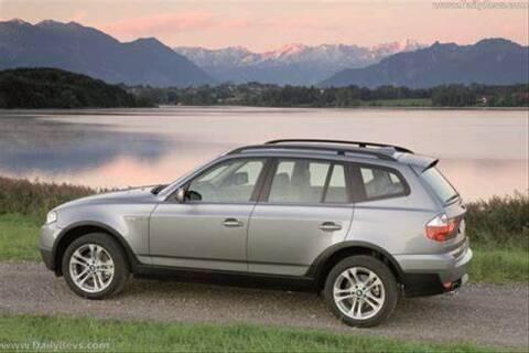 2007 BMW X3 for sale at PUTNAM AUTO SALES INC in Marietta OH
