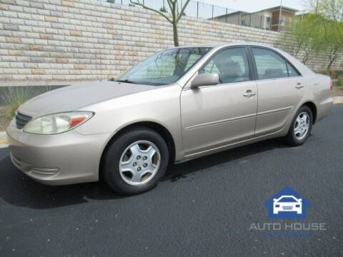 2002 Toyota Camry for sale at Autos by Jeff Tempe in Tempe AZ