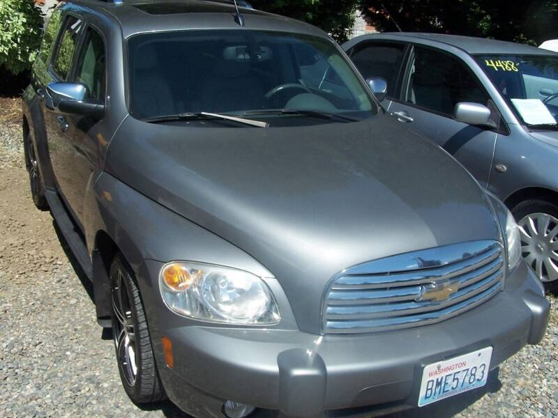 2006 Chevrolet HHR for sale at M & M Auto Sales LLc in Olympia WA