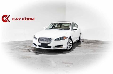 2012 Jaguar XF for sale at CarXoom in Marietta GA