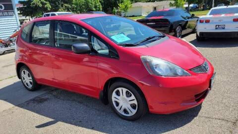 2009 Honda Fit for sale at JR Auto in Brookings SD