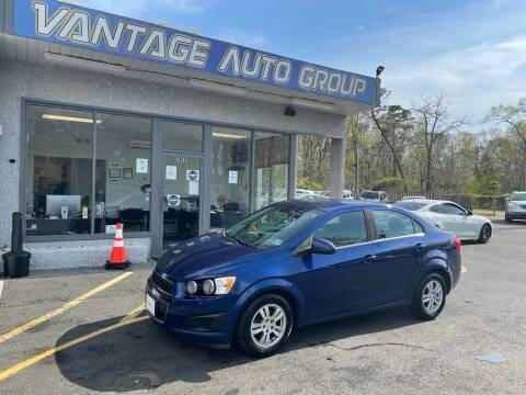 2012 Chevrolet Sonic for sale at Vantage Auto Group in Brick NJ