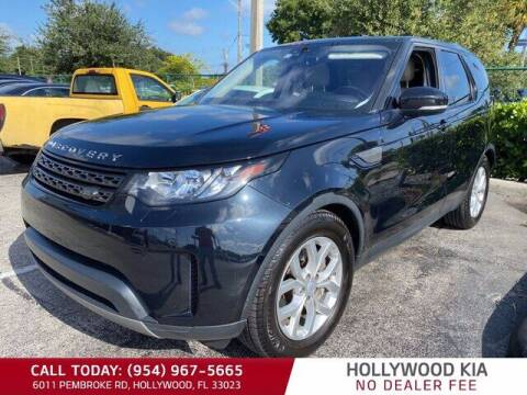 2018 Land Rover Discovery for sale at JumboAutoGroup.com in Hollywood FL
