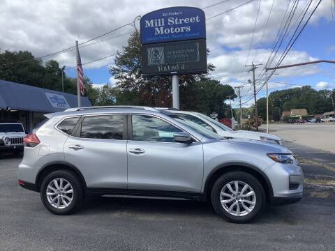 2018 Nissan Rogue for sale at Mill Street Motors in Worcester MA