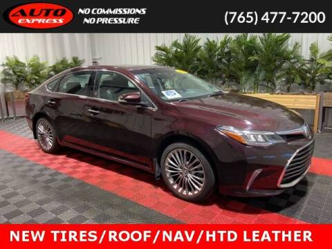 2016 Toyota Avalon for sale at Auto Express in Lafayette IN
