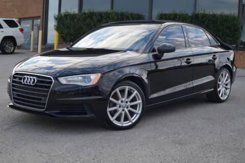 2016 Audi A3 for sale at Next Ride Motors in Nashville TN