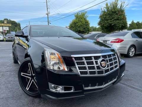 2013 Cadillac CTS for sale at North Georgia Auto Brokers in Snellville GA