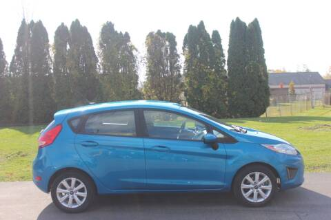 2012 Ford Fiesta for sale at D & B Auto Sales LLC in Washington Township MI