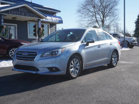 2016 Subaru Legacy for sale at Rynbergs Car Co in Muskegon MI
