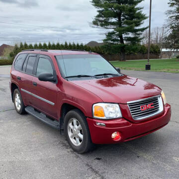 2007 GMC Envoy for sale at American & Import Automotive in Cheektowaga NY
