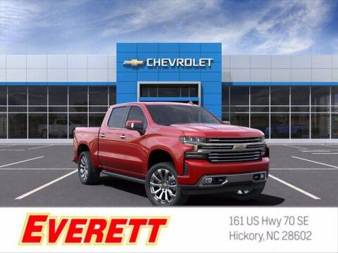 2021 Chevrolet Silverado 1500 for sale at Everett Chevrolet Buick GMC in Hickory NC