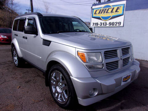 2010 Dodge Nitro for sale at Circle Auto Center in Colorado Springs CO