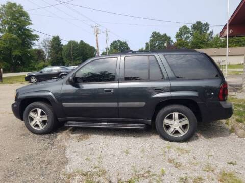 2005 Chevrolet TrailBlazer for sale at David Shiveley in Mount Orab OH