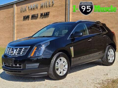 2015 Cadillac SRX for sale at I-95 Muscle in Hope Mills NC
