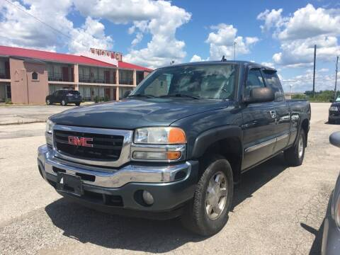 2006 GMC Sierra 1500 for sale at Drive Today Auto Sales LLC in Mount Sterling KY