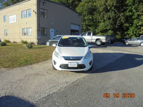 2013 Ford Fiesta for sale at Exclusive Auto Sales & Service in Windham NH