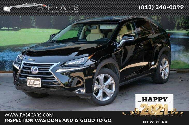 2017 Lexus NX 300h for sale at Best Car Buy in Glendale CA
