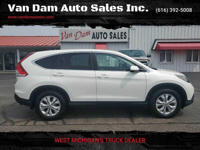 2012 Honda CR-V for sale at Van Dam Auto Sales Inc. in Holland MI
