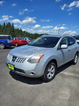 2010 Nissan Rogue for sale at Jeff's Sales & Service in Presque Isle ME