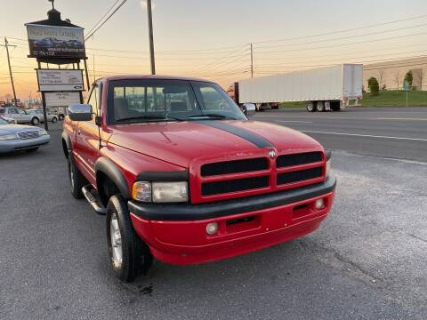 1997 Dodge Ram Pickup 1500 for sale at A & D Auto Group LLC in Carlisle PA
