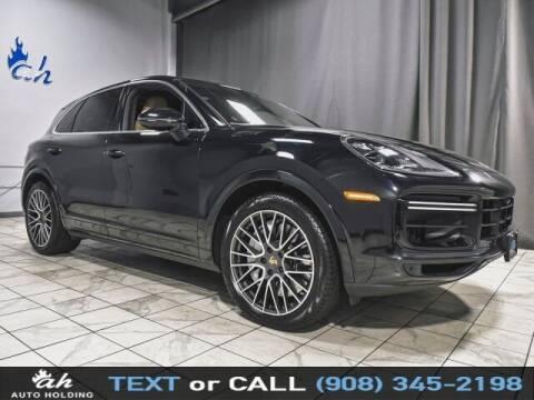 2019 Porsche Cayenne for sale at AUTO HOLDING in Hillside NJ
