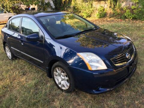 2011 Nissan Sentra for sale at All American Imports in Arlington VA