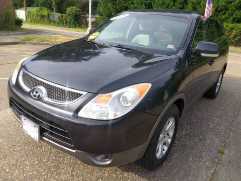 2008 Hyundai Veracruz for sale at Hilton Motors Inc. in Newport News VA