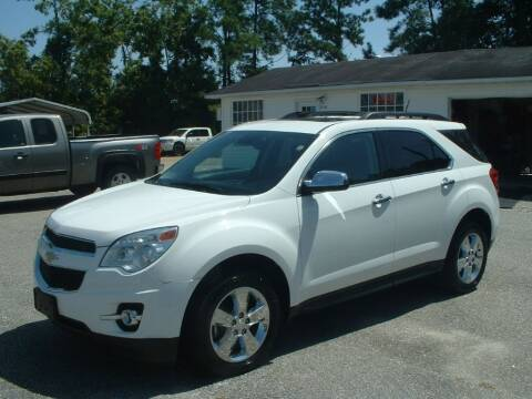 2014 Chevrolet Equinox for sale at Northgate Auto Sales in Myrtle Beach SC